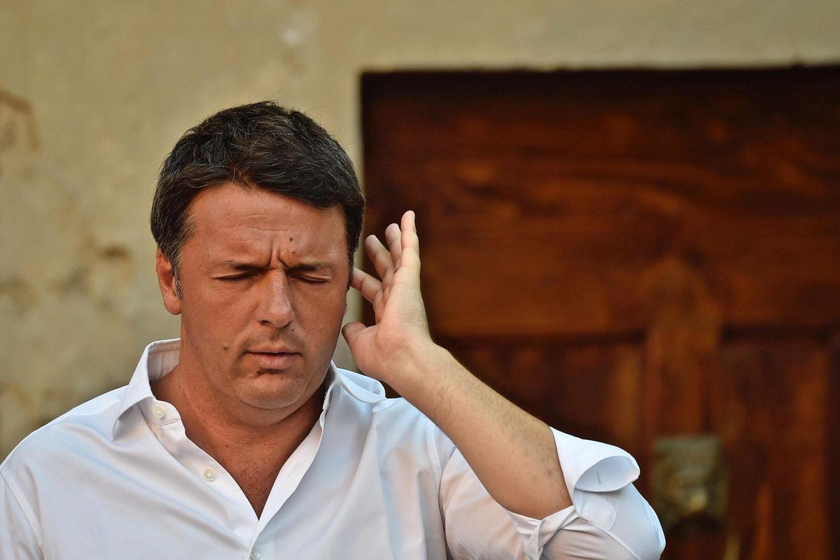 Renzi si dedica a smontare notizie (vere) su di sé