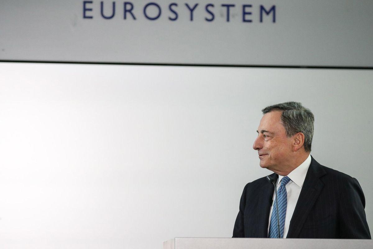 Vigilanza Ue, Roma fa asse con Draghi contro i tedeschi