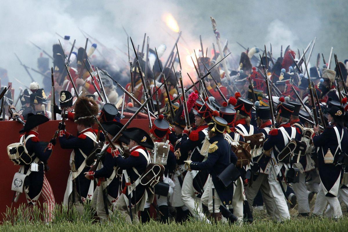 Ma che bello ristudiare Waterloo direttamente sui libri di Victor Hugo