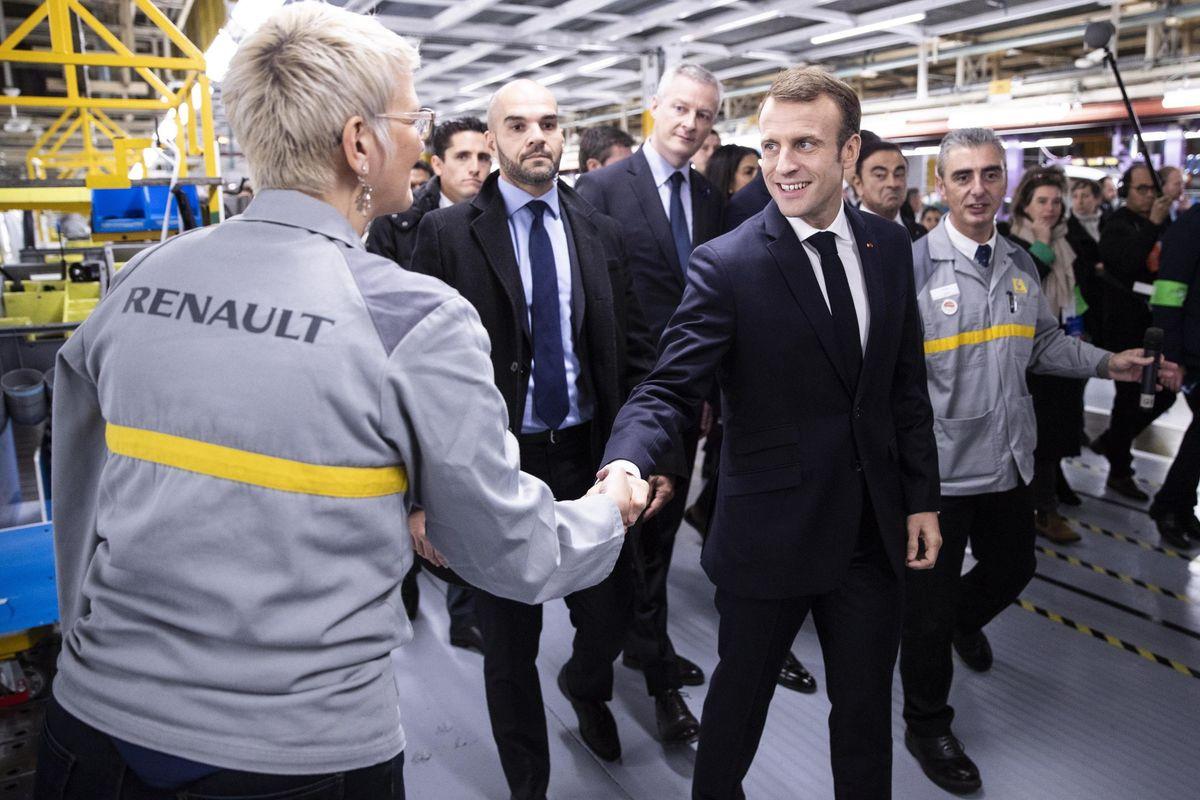 Dopo i cantieri Stx, è l'ora di Renault: Macron pronto a fare il nazionalista