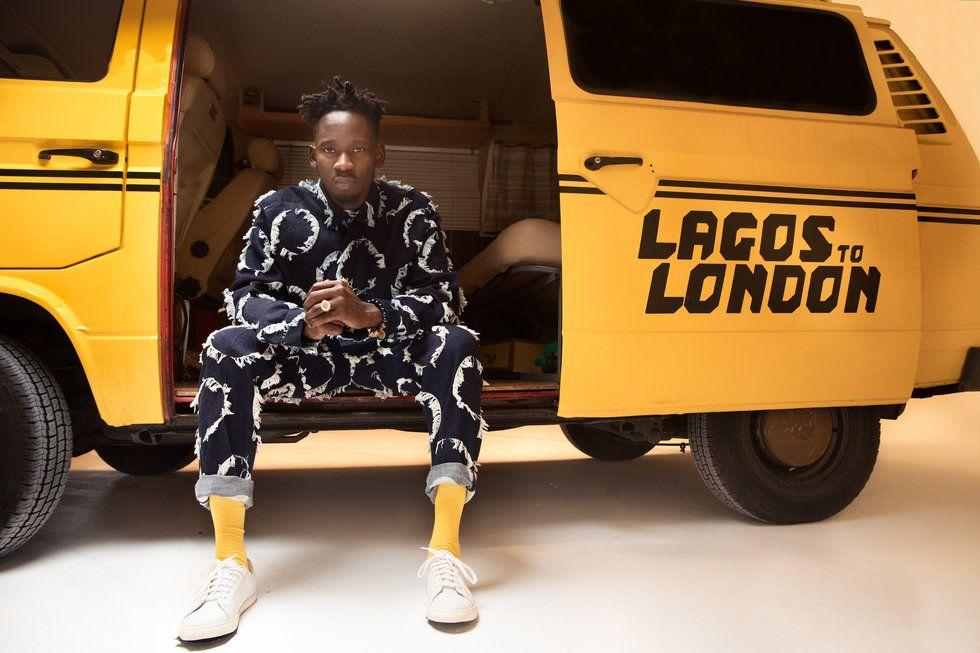 The Music Business of Mr Eazi - OkayAfrica