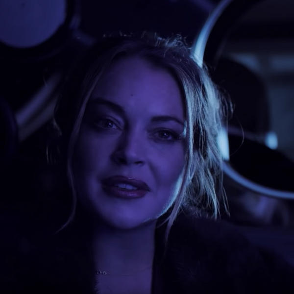 Please Enjoy This Clip From Lindsay Lohan's Werewolf Movie