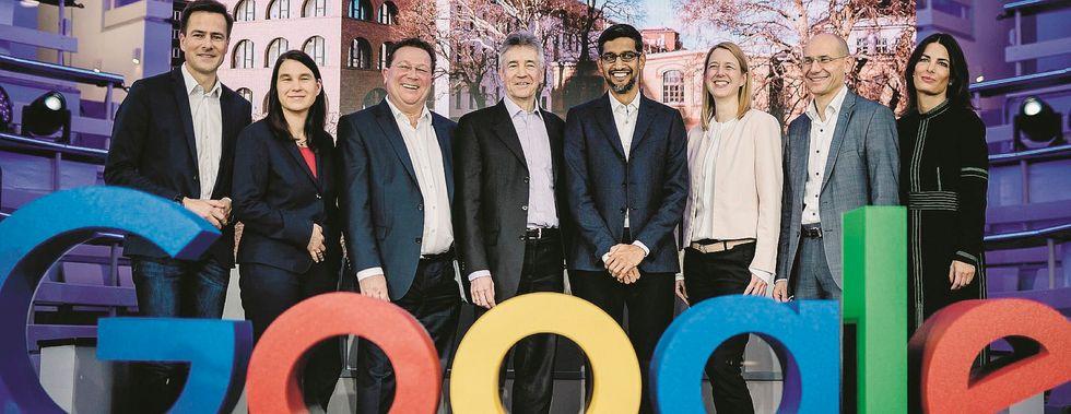 Sorpresa, a Google i maschi sono pagati meno