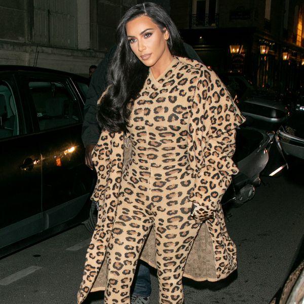 Why Is Kim Kardashian Wearing A $10,000 Lewk in Paris?