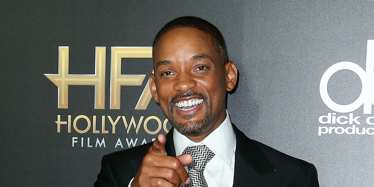 Will Smith to Play Venus and Serena Williams' Father in New Film