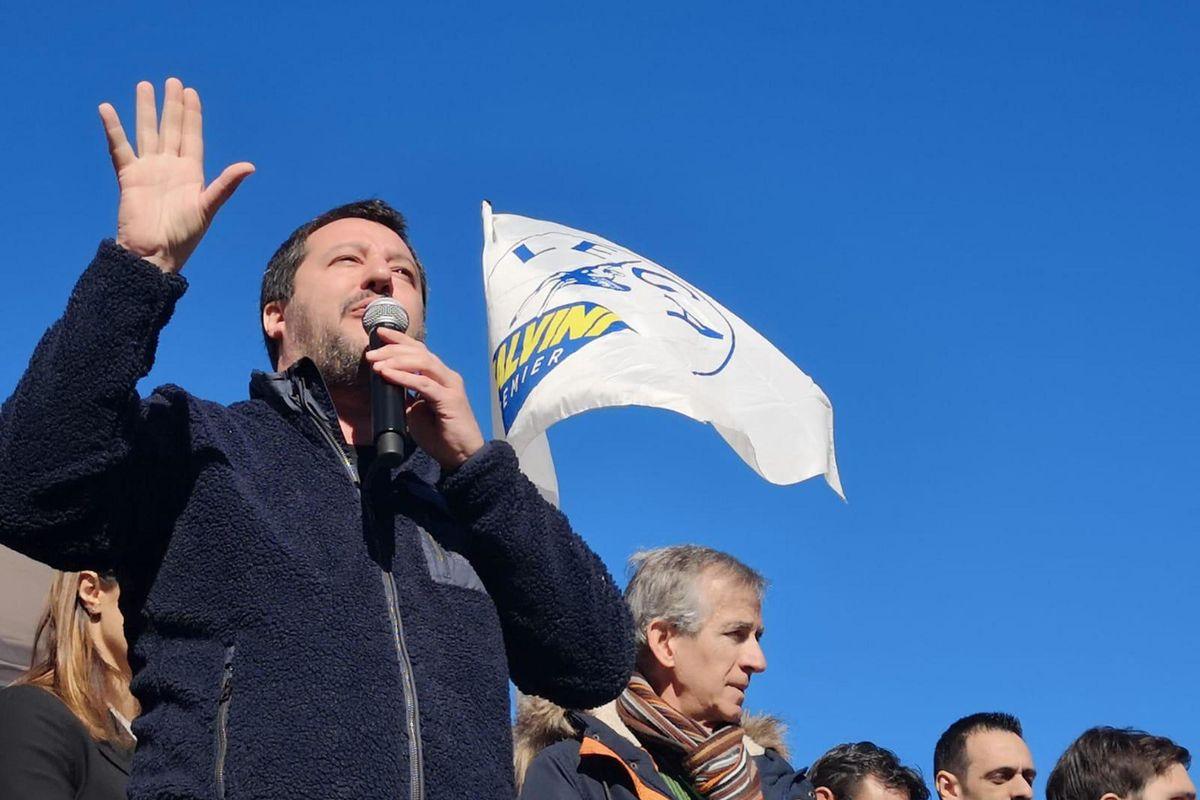 Salvini ha imposto la linea e l'esecutivo passerà da lui