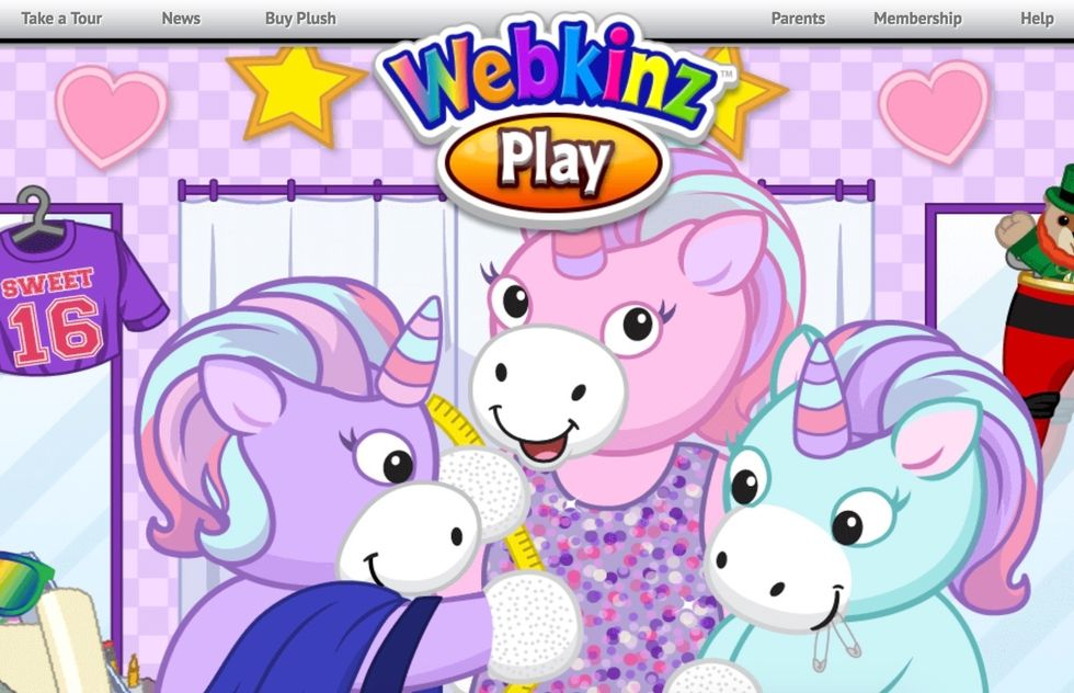 I Remembered My Old Webkinz Password And Was Not Disappointed