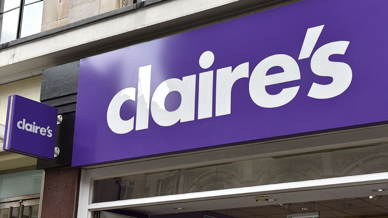 Claire's Cosmetics Test Positive for Asbestos, FDA Warns
