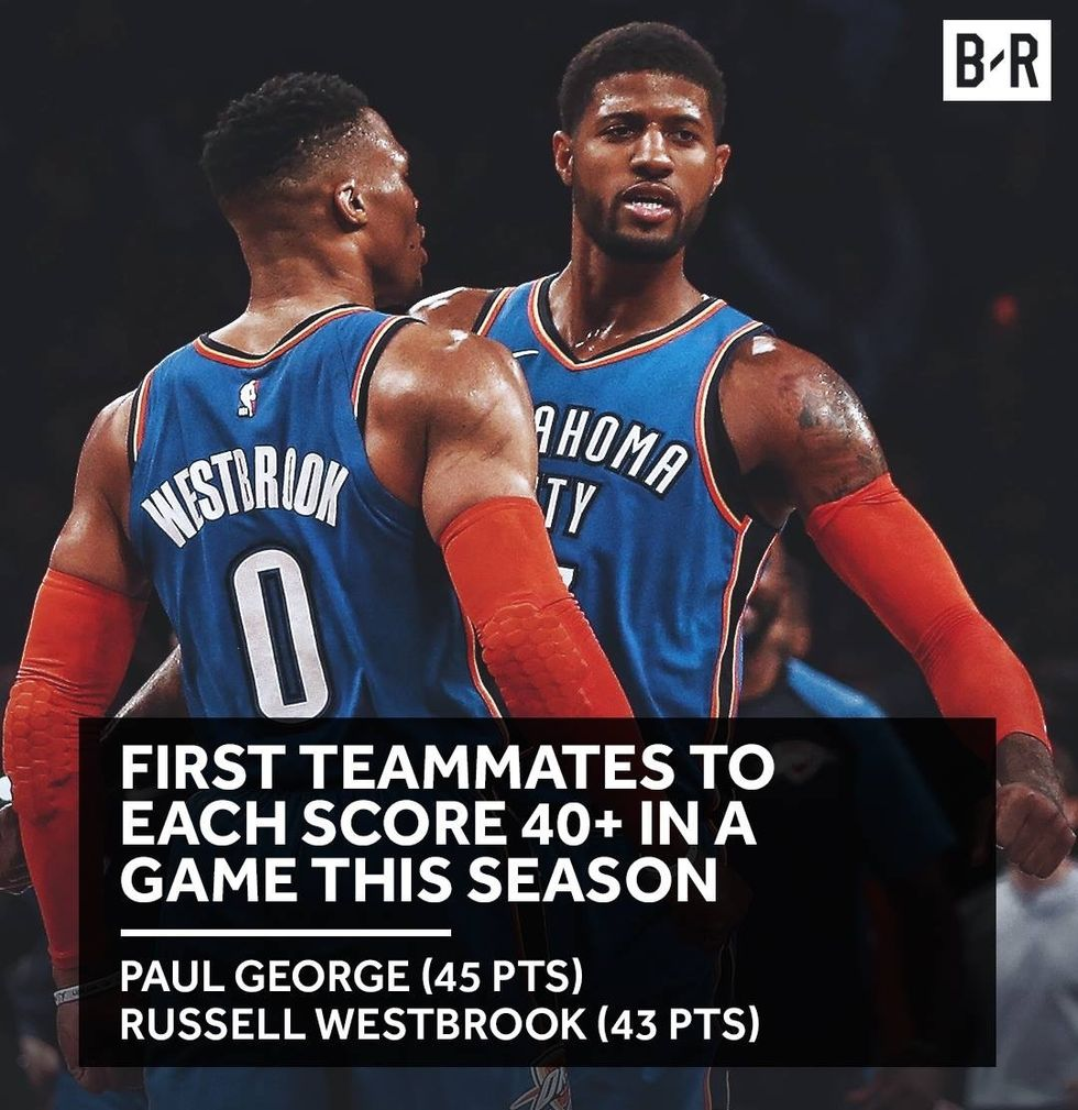 3 reasons why Paul George should be the MVP
