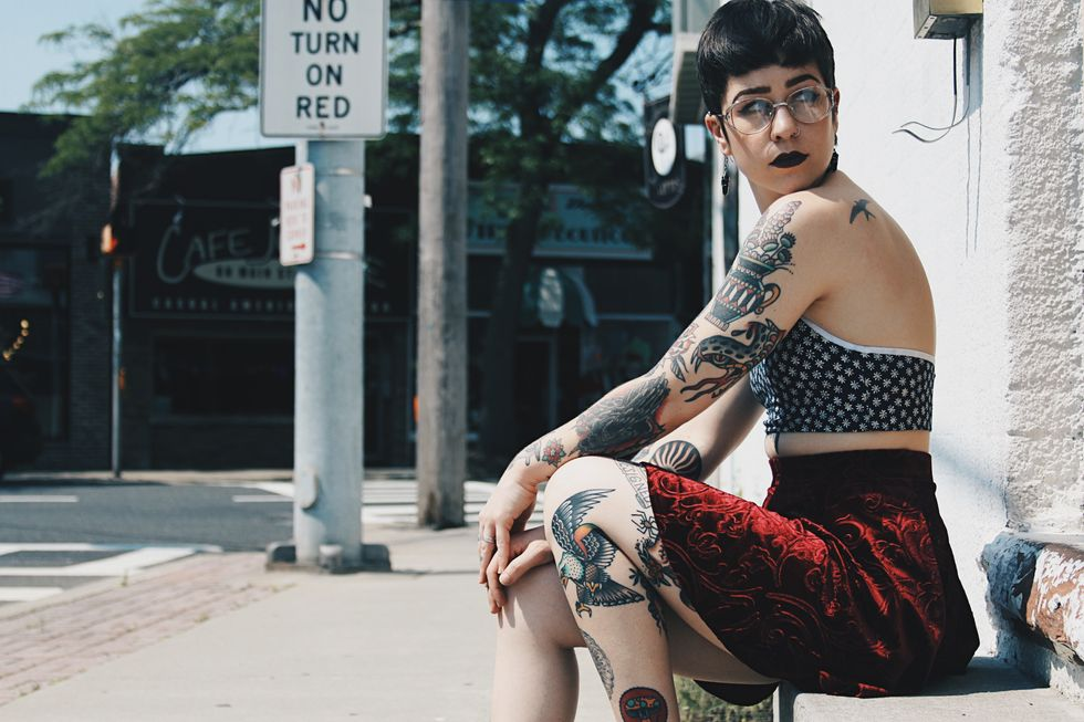 Tattoos On Women Have Zero Correlation To Their Level Of Promiscuity