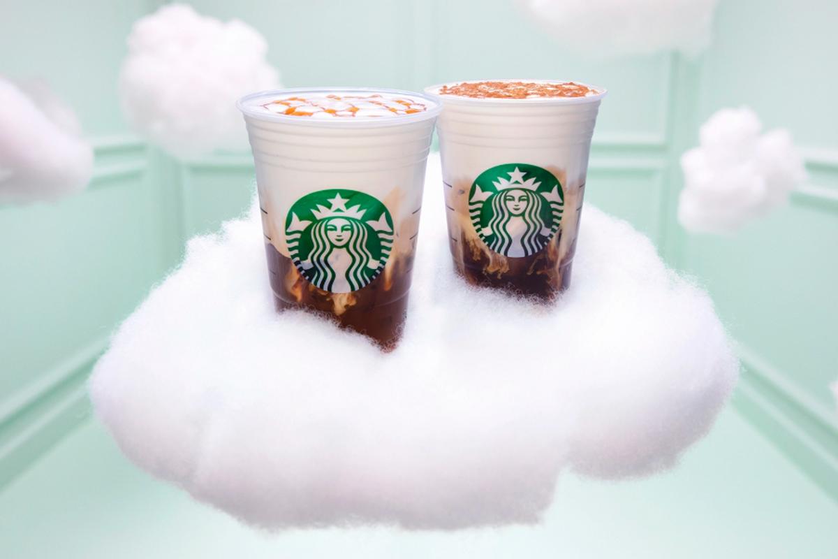 We Reviewed Ariana Grande's Starbucks Cloud Macchiato