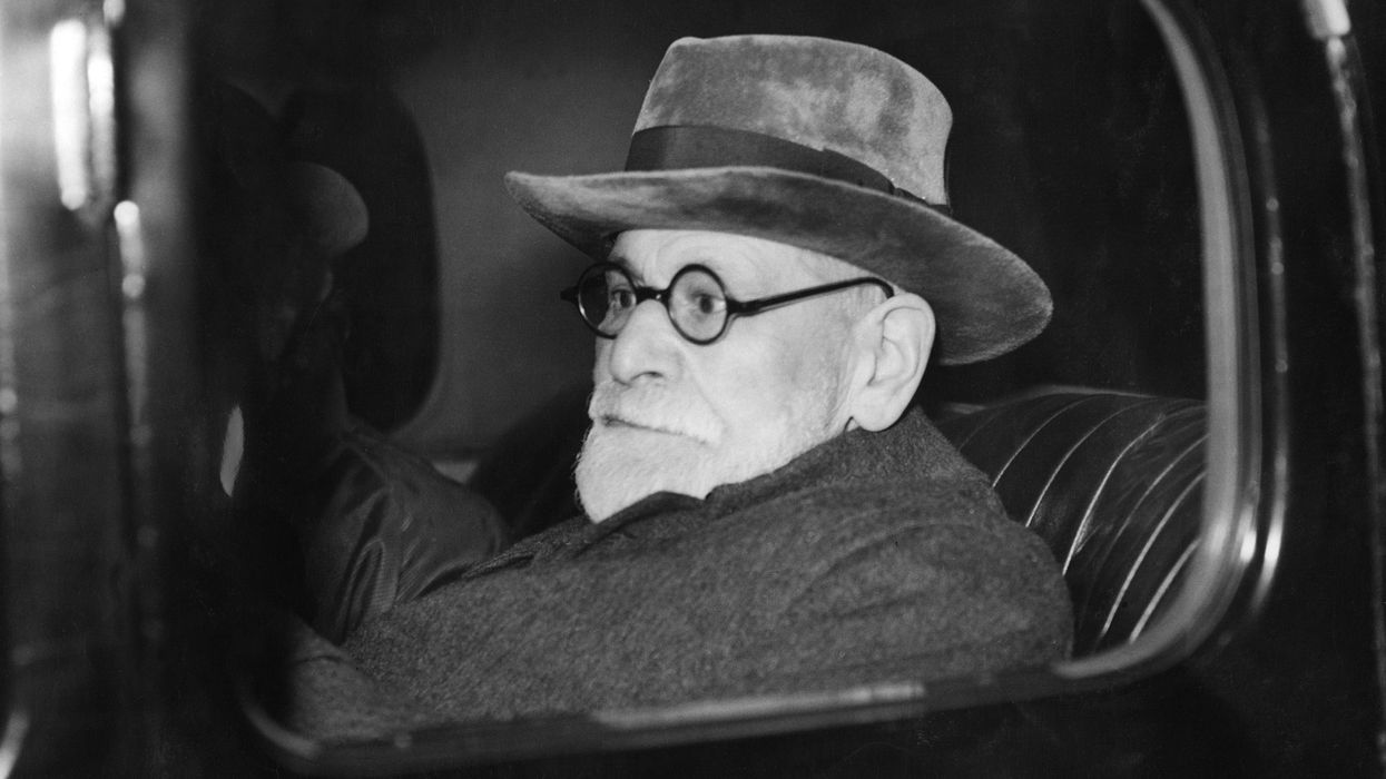 Freud is renowned, but his ideas are ill-substantiated