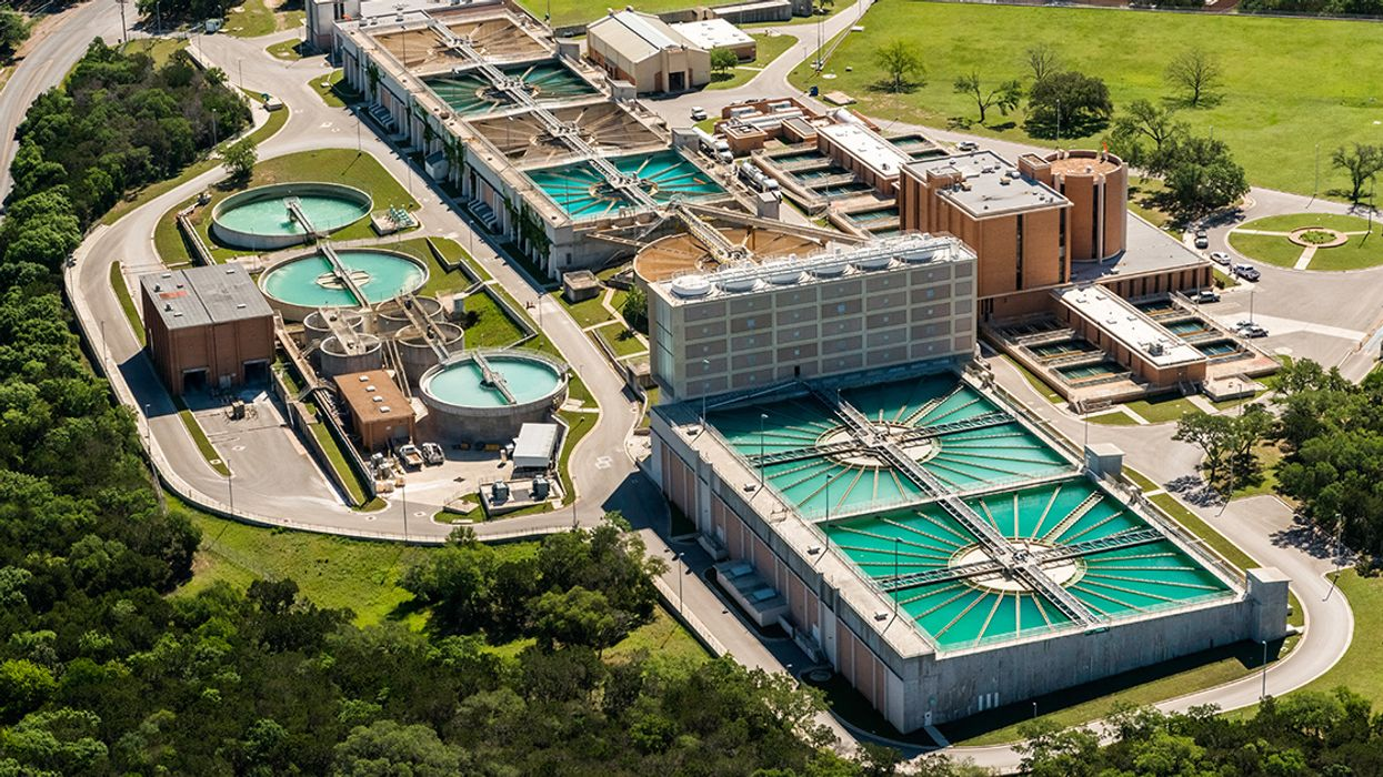 Wastewater Treatment Plants Could Contribute to a 'Post-Antibiotic World,' Study Warns