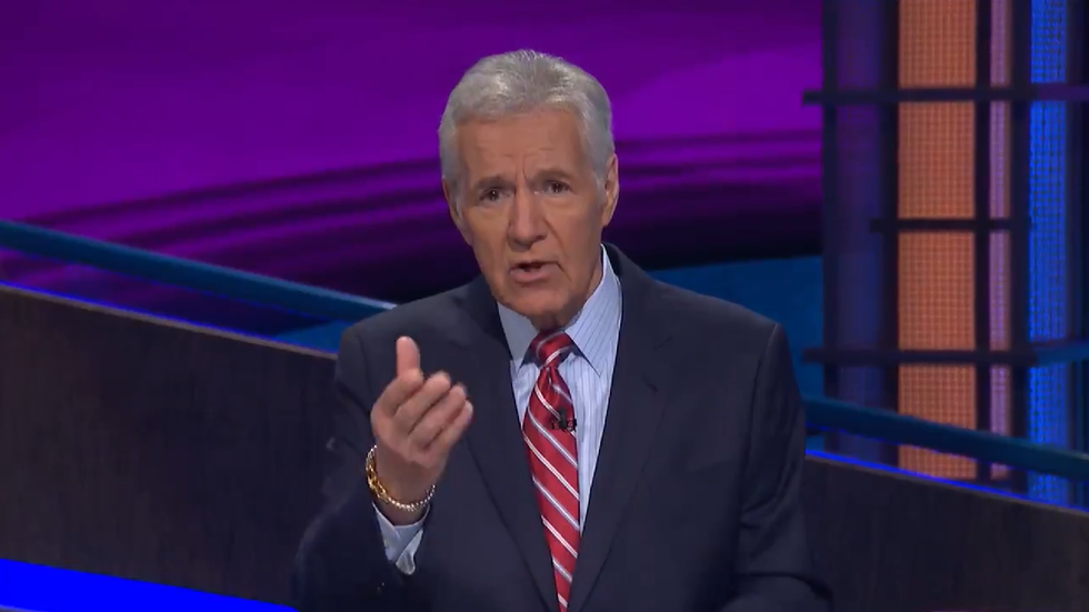 Alex Trebek, We Are Fighting With You And Praying For You