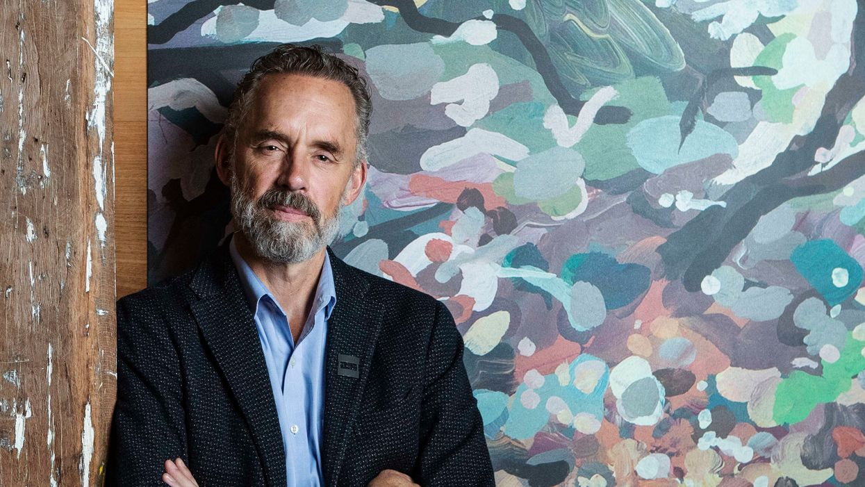 Jordan Peterson's 10-step process for stronger writing