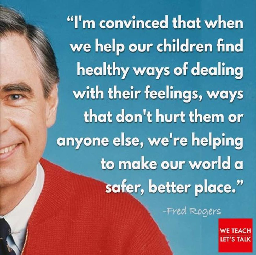 13 Inspirational Mr Rogers Quotes