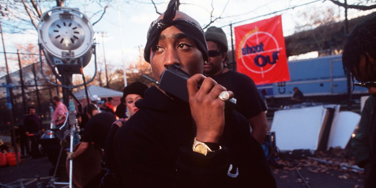 Hollyweird: Tupac Once Auditioned for 'Star Wars: Episode I'