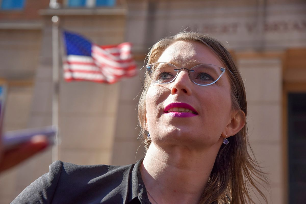 Chelsea Manning in Jail After Refusing to Testify in Court