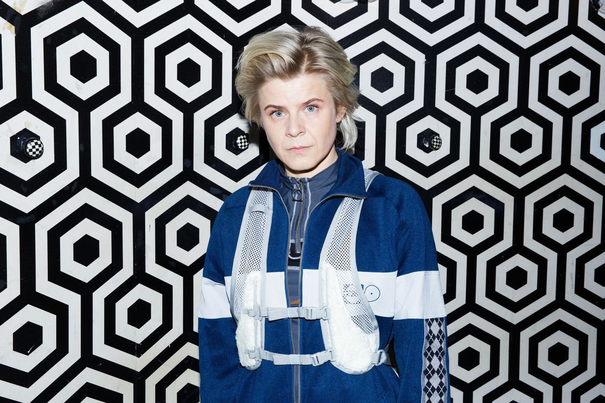 Robyn Launches Her Björn Borg Collection at Opening Ceremony
