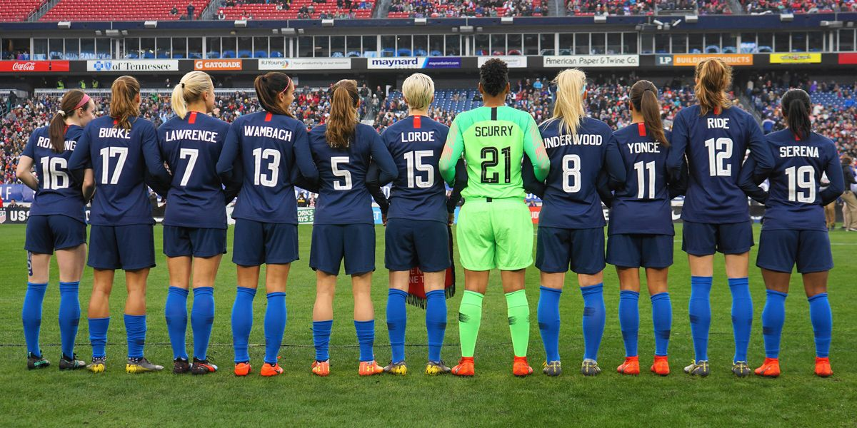 U.S. Women's Soccer Team Suing For Equal Pay