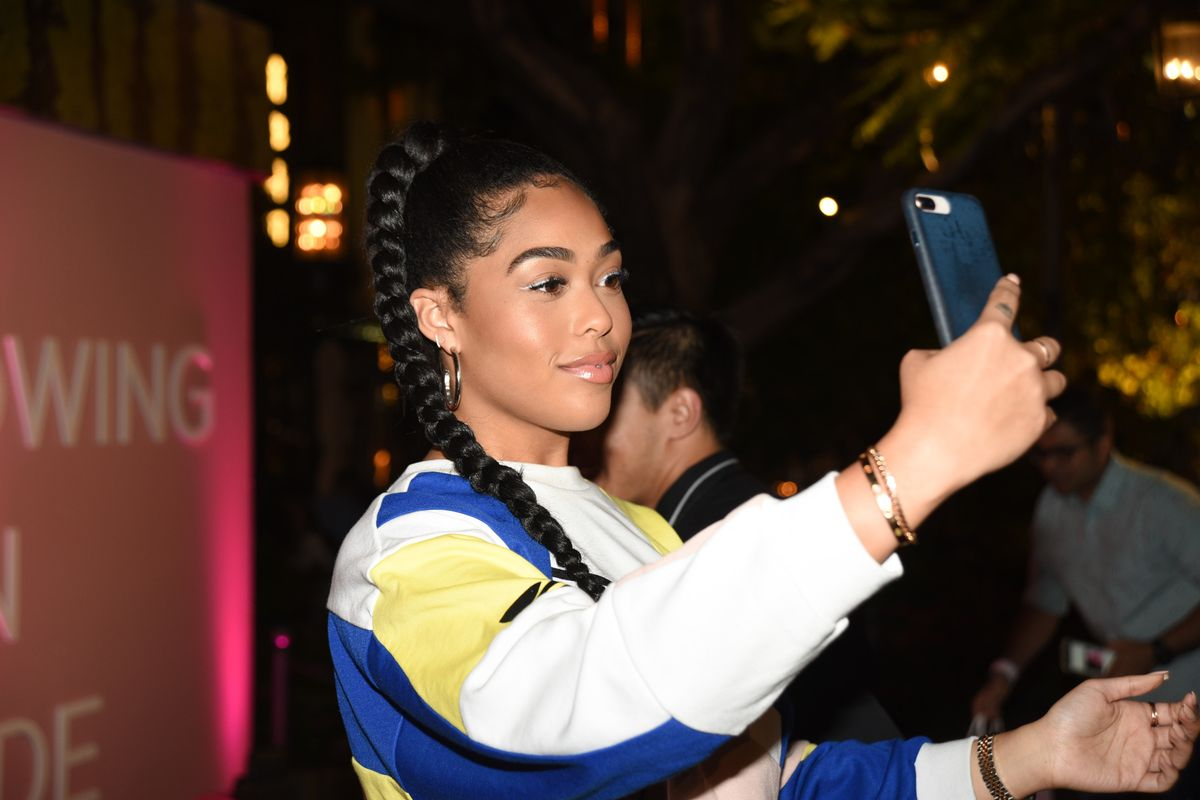 Jordyn Woods Breaks Her Social Media Silence