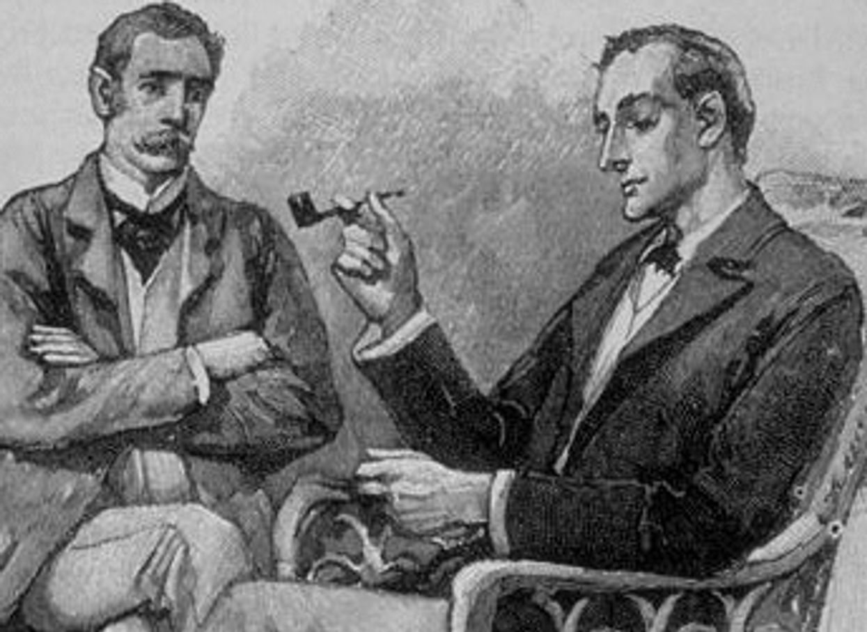 Don't just see; observe: What Sherlock Holmes can teach us about mindful decisions