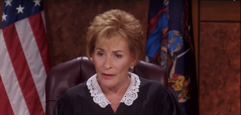 10 Truths If You're The 20-Year-Old With A 60-Year-Old Personality As Told By Judge Judy