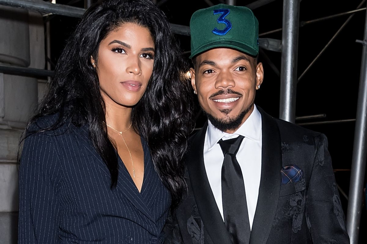 Chance the Rapper and Kirsten Corley Are Married