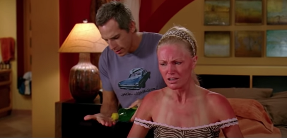 10 Ways To Treat A Sunburn After A Long Day In The Sun