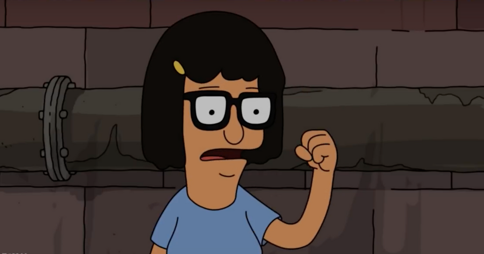 21 Times Tina Belcher Described Trying To Survive The Semester After Spring Break