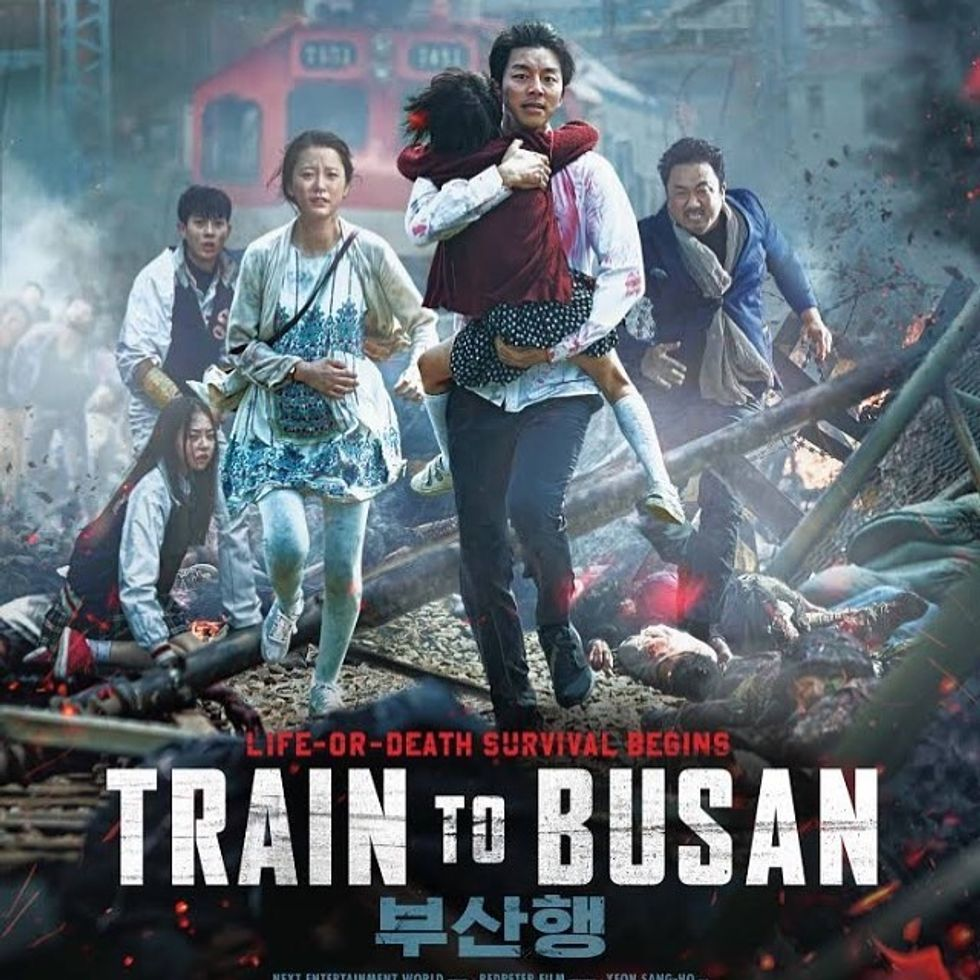 """""""Train to Busan"""" Is A Survival Movie That Gives Us Hope In Humanity"""