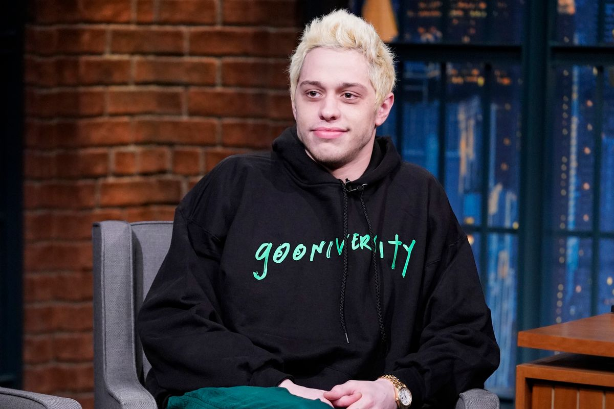 Feminist Icon Pete Davidson Calls Out Gendered Dating Double Standard