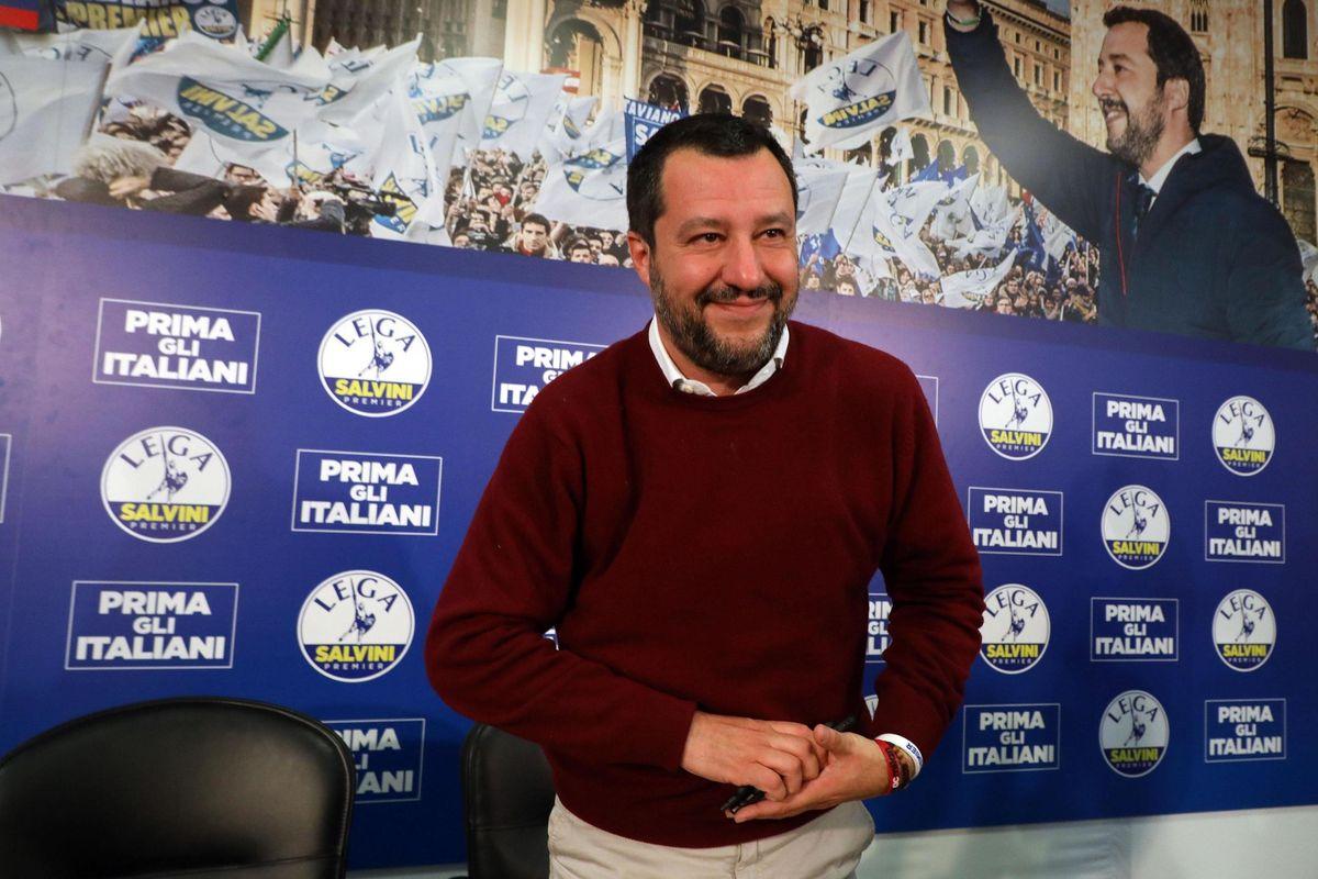 Ex mariti e nipoti: fuga da Renzi per candidarsi con Salvini