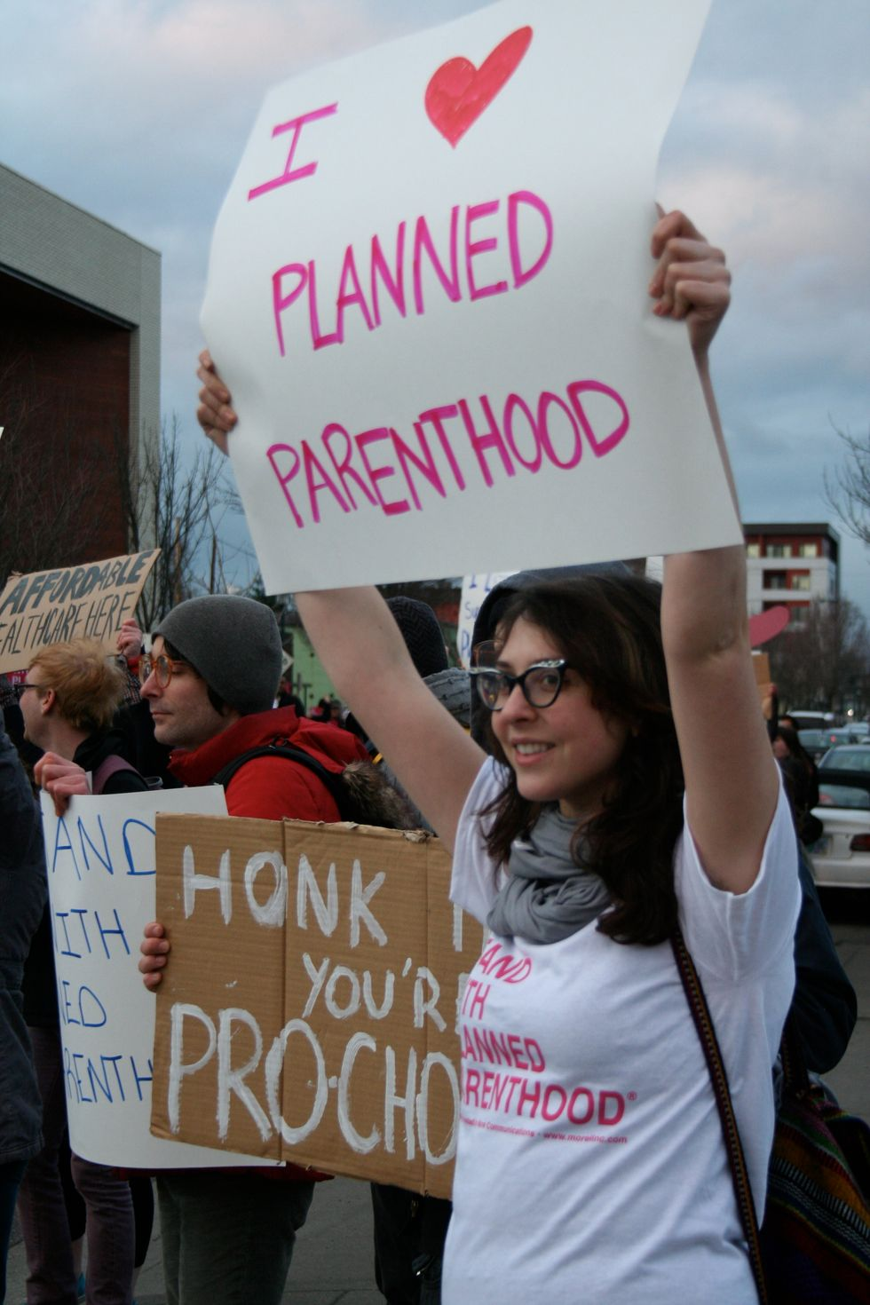 Let's Talk About Planned Parenthood