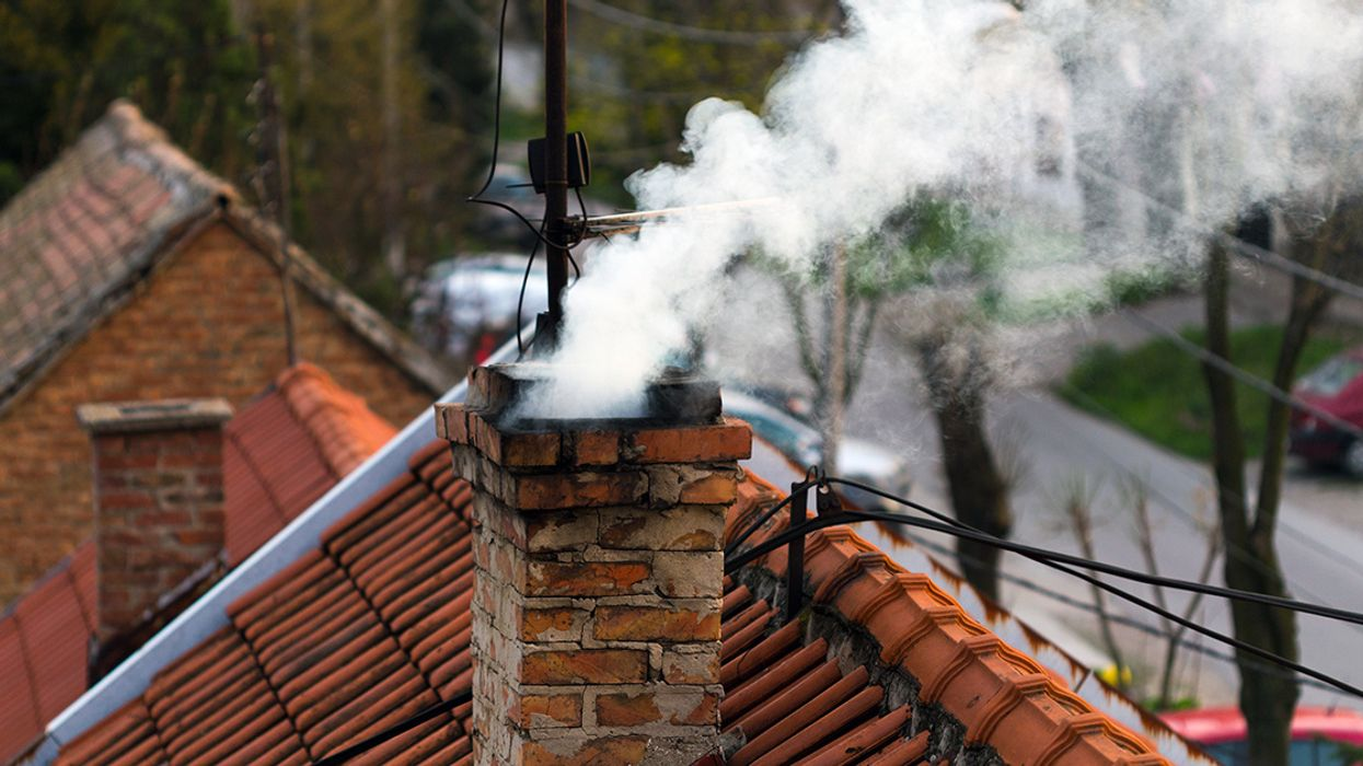 Blame Wood-Burning Stoves for Winter Air Pollution and Health Threats