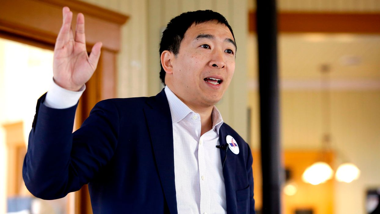 Andrew Yang on why universal basic income won't make people lazy