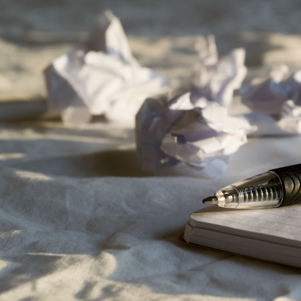 To The Writer Who Has Lost The Motivation To Write
