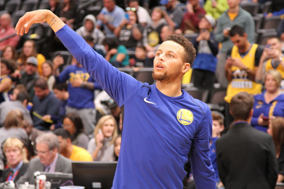 The Warriors' Loss To The Suns Emphasizes Their Mortality