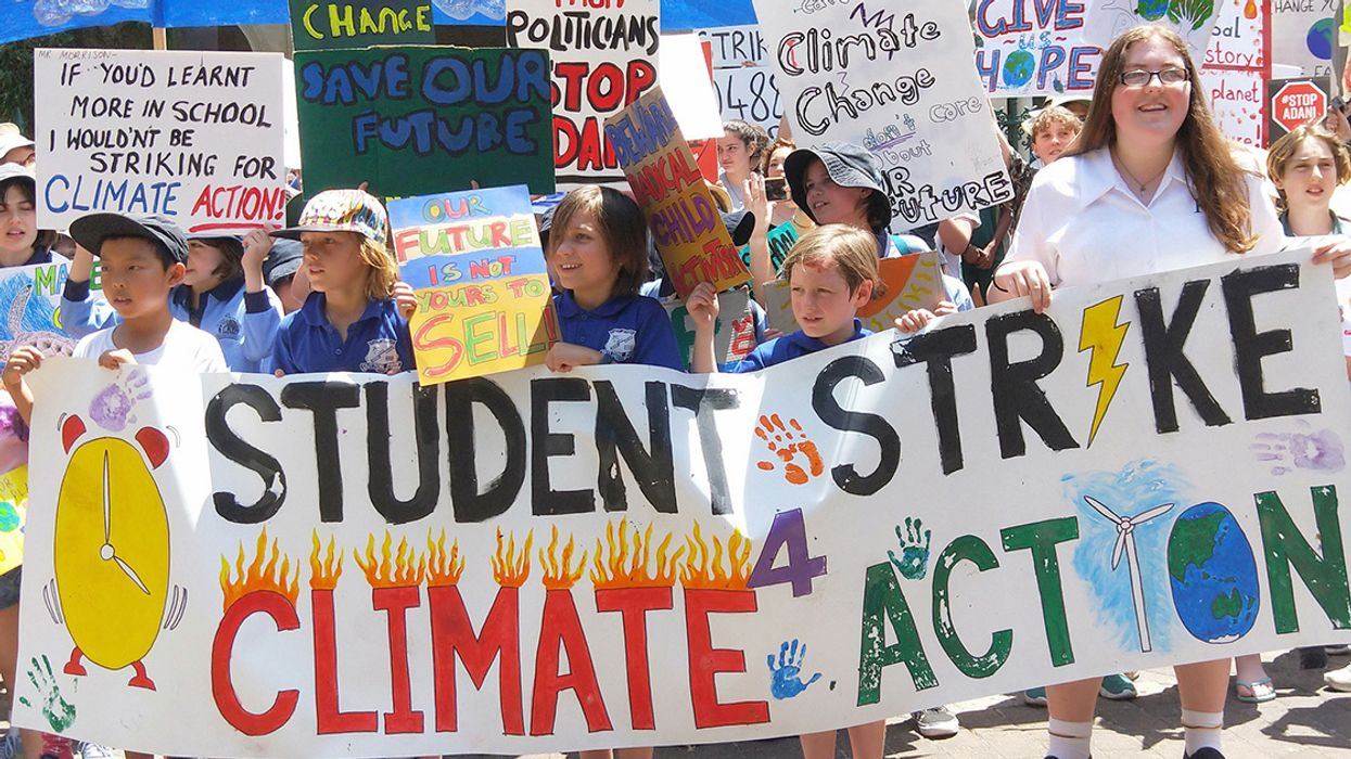 Hundreds of Thousands of Students Prepare for Global #ClimateStrike: Here Are 5 Ways You Can Help