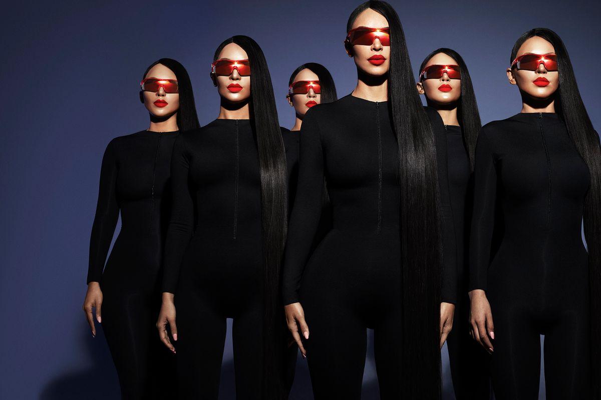 Kim Kardashian Kloned Herself
