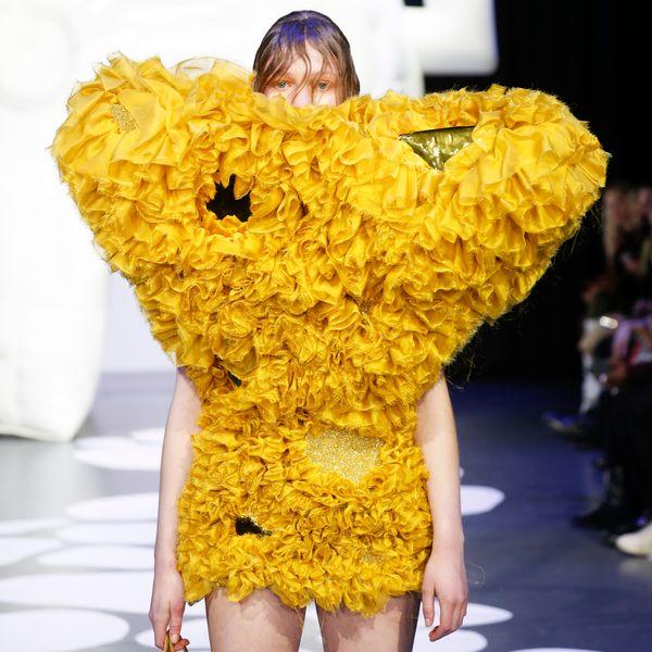 Someone, Please Wear This SpongeBob Dress to the Met Gala