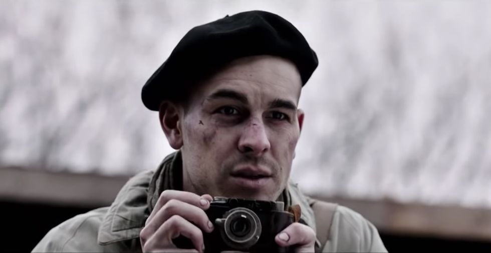 The Photographer Of Mauthausen Is This Year S Netflix Must See