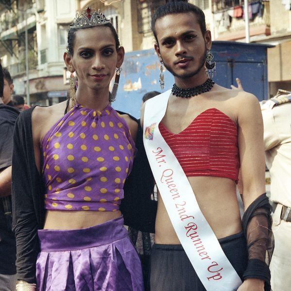 35+ Photos From Mumbai's Historic Pride March