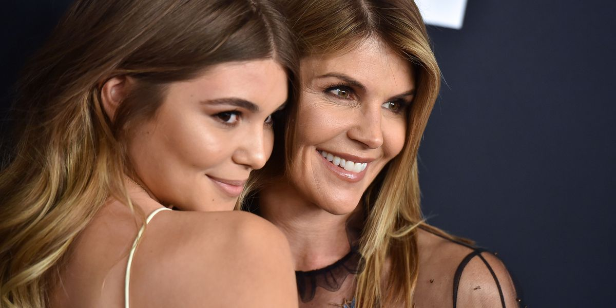 Olivia Jade Was Partying on a Yacht When Her Mom Was Arrested
