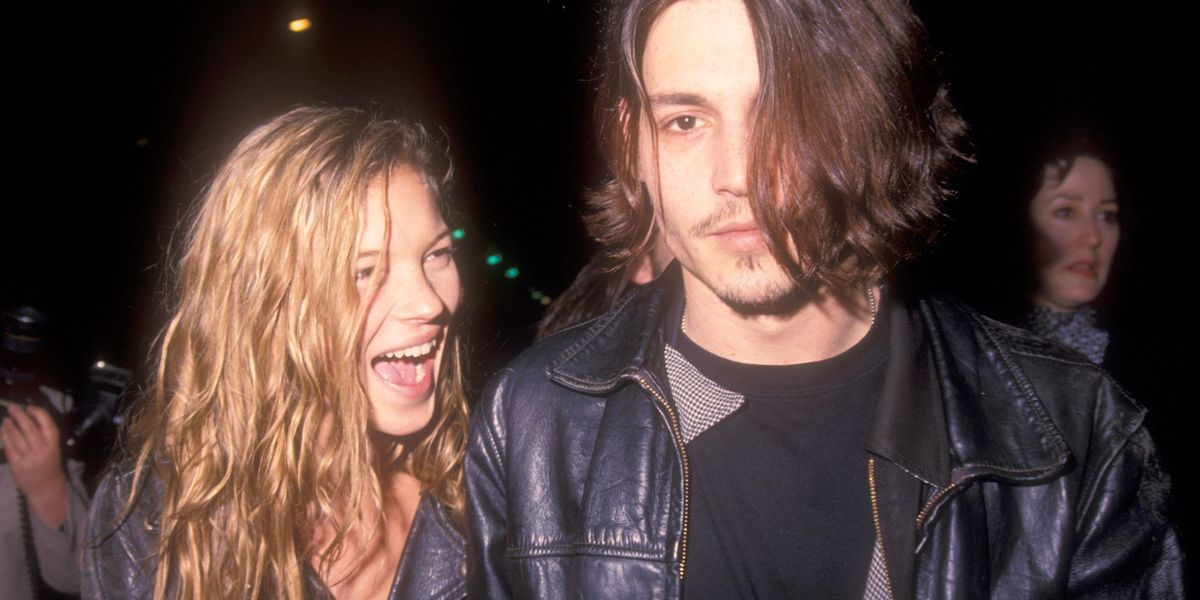 Hollyweird: The Real Story of How Johnny Depp Met Kate Moss