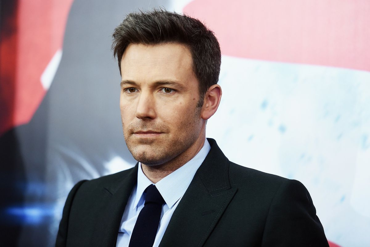 Ben Affleck Finally Admits His Midlife Crisis Tattoo Is Real