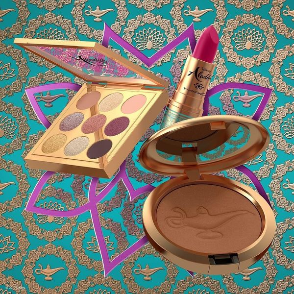 An 'Aladdin' x MAC Collection Is Coming