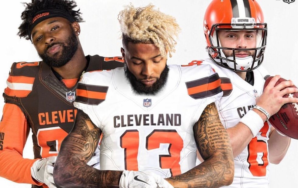 Sending OBJ To Cleveland Was The Trade That Broke The Internet
