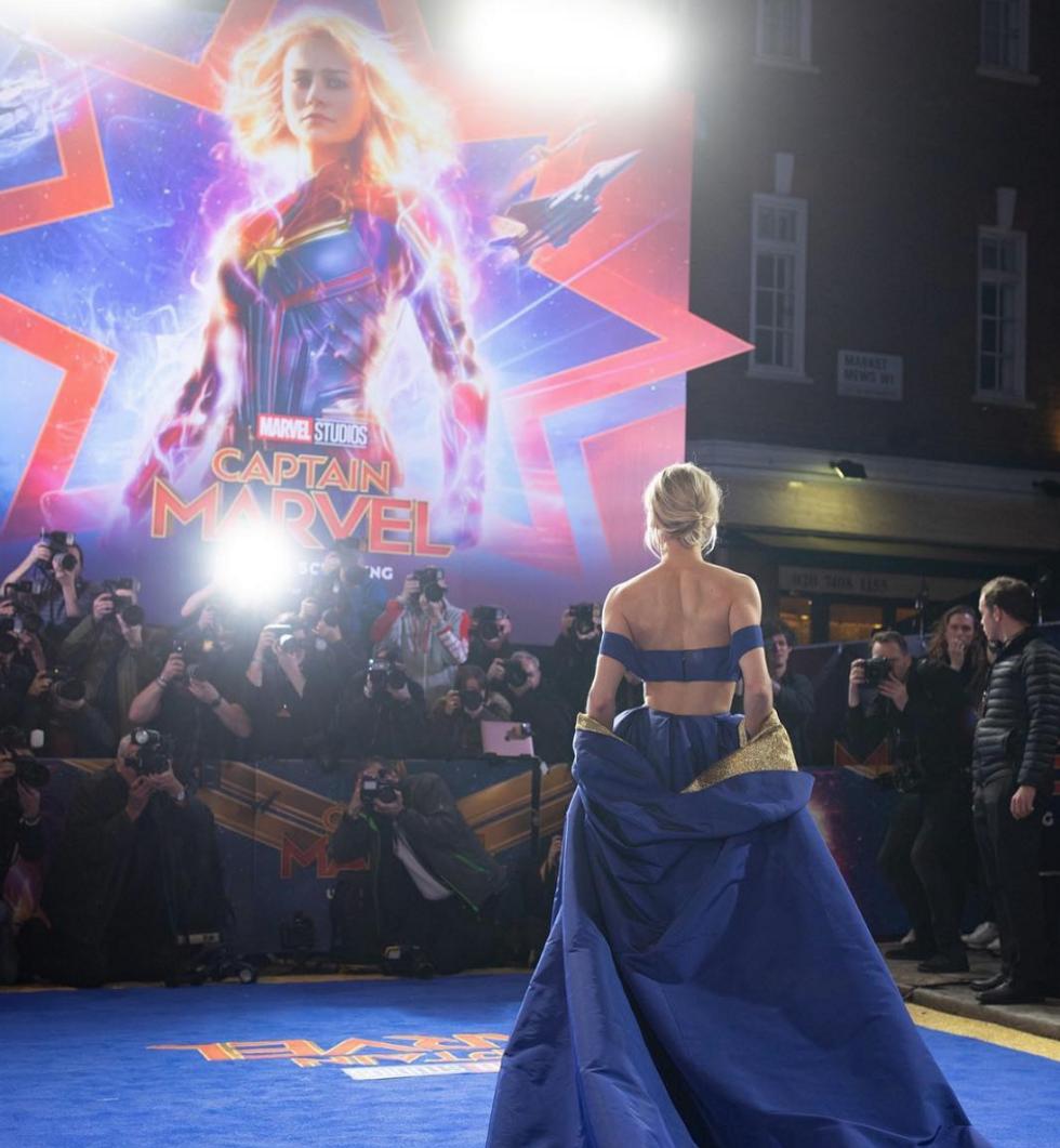 Why Films Like 'Captain Marvel' Matter