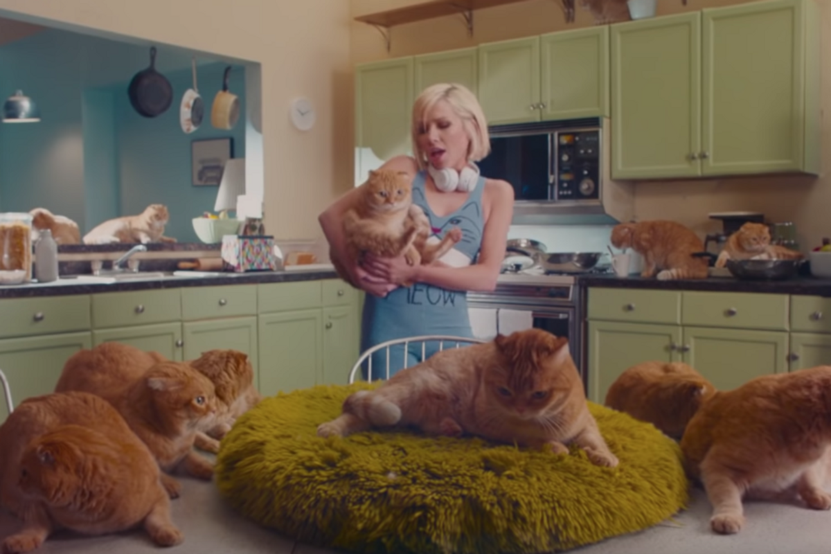 Carly Rae Jepsen's New Video Is a Cat Lover's Paradise